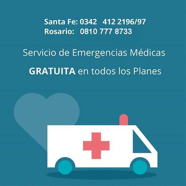Servicio de Emergencias Medicas Santa Fe Rosario